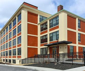Bethune Lofts, Government Sector, Buffalo, NY