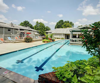 Pool, Windscape Apartments