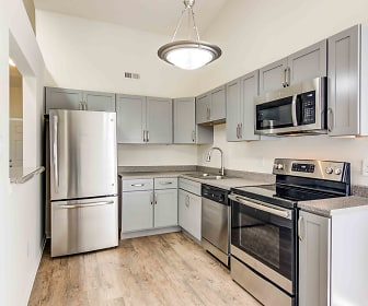 Doria Apartments and Townhomes, ECPI College of Technology, VA