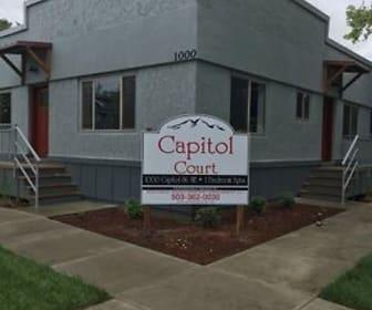 1000 Capitol St NE, Chemeketa Community College, OR