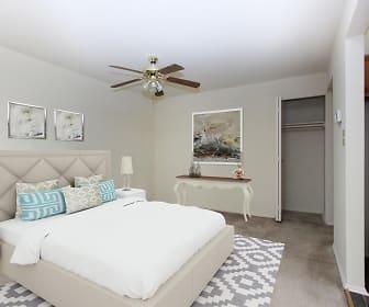 Bedroom, Glen Mar Apartment Homes