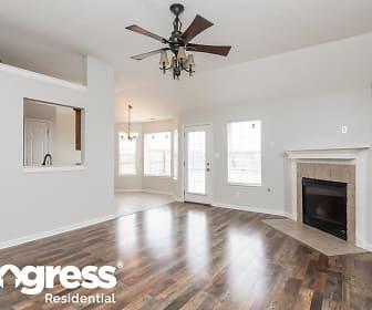 Living Room, 1079 Fredrick Drive