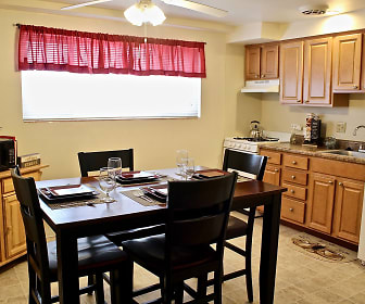 Dining Room, Blue Grass Estates