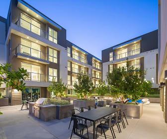 Concourse, Otis College of Art and Design, CA