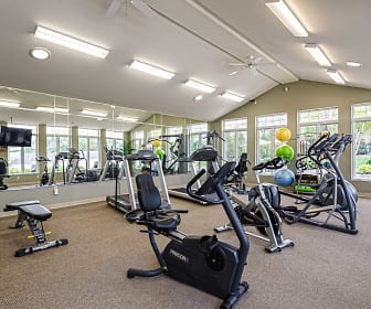 Fitness Weight Room, Village in the Park