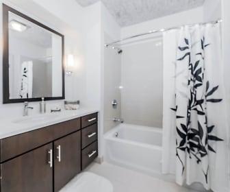 Bathroom, Gateway West Loop