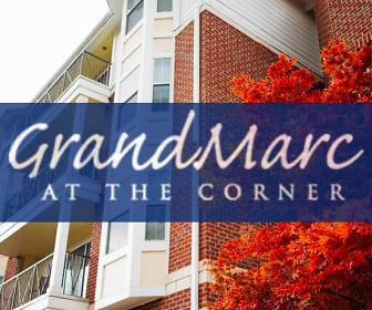 Community Signage, Grandmarc at the Corner