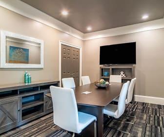 Dining Room, Village at Almand Creek Apartments