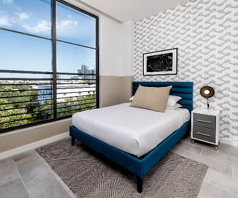 tiled bedroom with abundant sunlight, Sentral Wynwood
