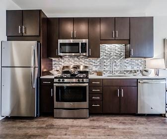 Kitchen, Gateway West Loop