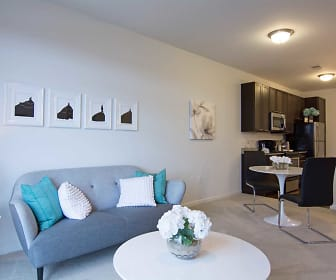 Living Room, Element at Stonebridge Apartments