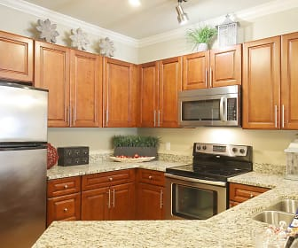 Kitchen, The Briarcliff City Apartments