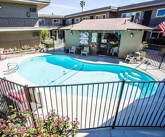 Courtyard on 68th, San Diego, CA