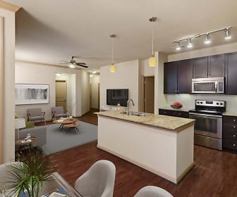 Camden La Frontera Apartments, Round Rock, TX