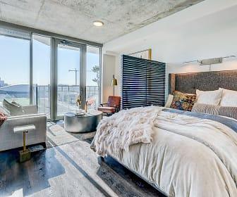 Bedroom, Skyhouse Frisco Station
