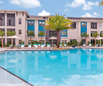 Pool, Cue Luxury Living