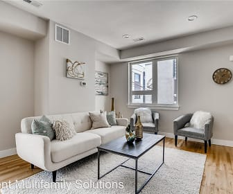 New Townhome Ready For Rent!, Knox Station - RTD, Denver, CO
