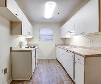Kitchen, Aplin Apartments