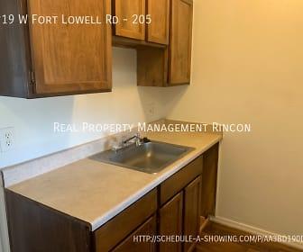 219 W Fort Lowell Rd - 205, East Blacklidge Drive, Tucson, AZ
