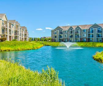 Lake, Fieldstream Apartment Homes