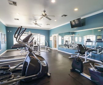 Fitness Weight Room, Cypress Pointe