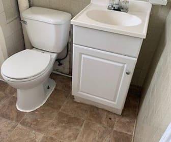 Bathroom, 1320 Foulkrod Street