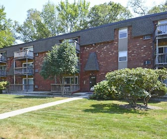 Gristmill Apartments, Community College of Rhode Island, RI