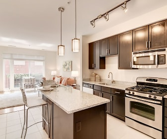 Kitchen, Crosswinds at Annapolis Towne Centre