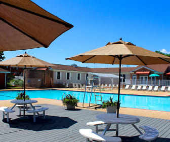 Pool, Westgate Apartments And Townhomes