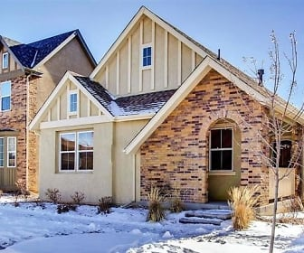 Briargate Homes, Ridgeview, Colorado Springs, CO