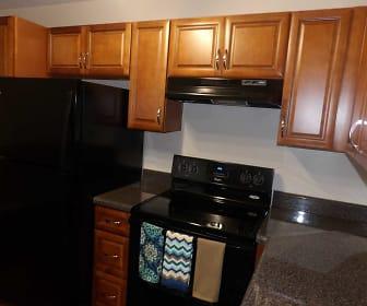 Kitchen, Woodknoll Duplexes