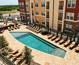 Pool, Grapevine Station Apartments & Cottages