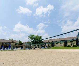 Sand Volleyball Court, Stonebridge