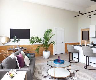 Living Room, Billy Byrd Lofts