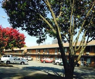 Building, Jeanne Estates Apartments