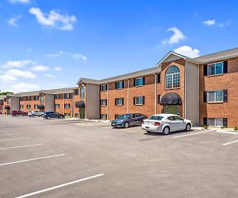 Park Entrance Apartments, O Fallon High School, O'Fallon, IL