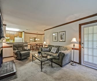 Bridgewood Apartments, Oakridge, Red Oak, NC