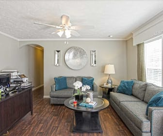 Living Room, Pine Village