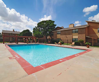 Pool, Country Crest Townhomes