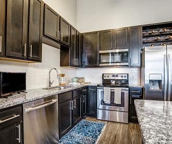 Kitchen, Verus Apartments