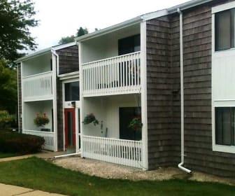 Patio / Deck, Jefferson Oaks Apartments