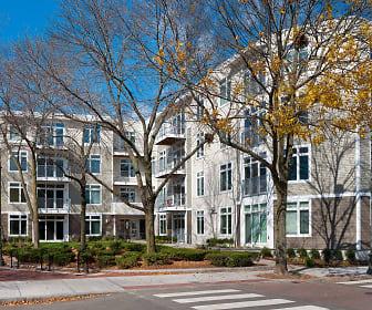 7 Cameron, Tufts University, MA