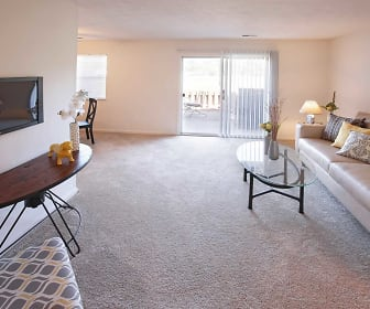 Living Room, Courts Of Valle Vista