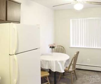Dining Room, Taylor Park Townhomes