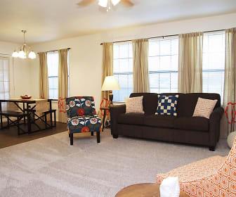 Living Room, Sherwood Apartments