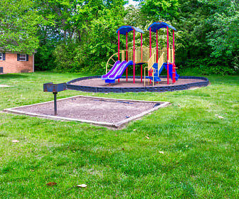 Playground, Timbercreek Apartments