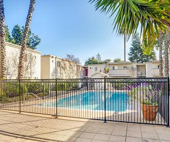 Pool, Lakeshore Apartments