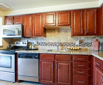 Kitchen, Vegas Towers
