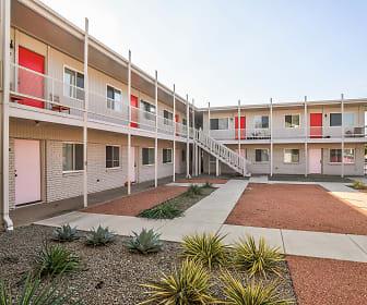 Flamingo Apartments, Central Oklahoma City, Oklahoma City, OK