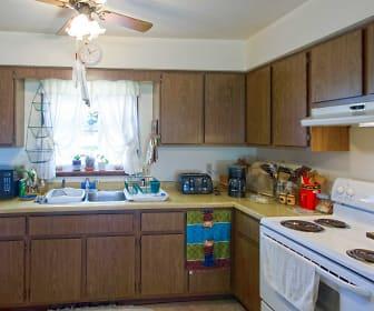 Kitchen, Scenic View Villas